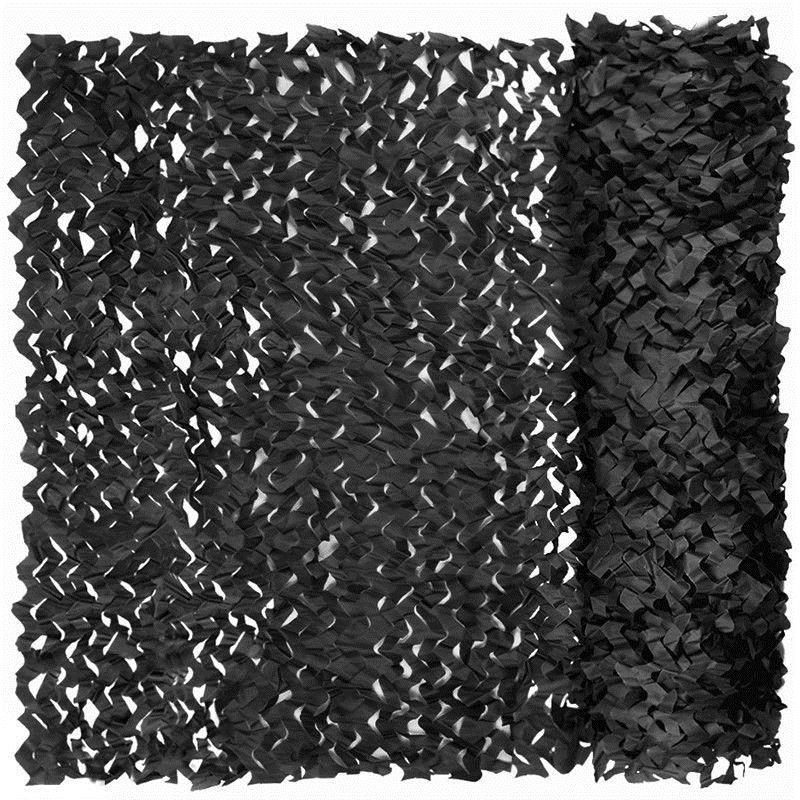 Black Camouflage Net Camping Hunting Garden Party Decor Photography Camo Nets