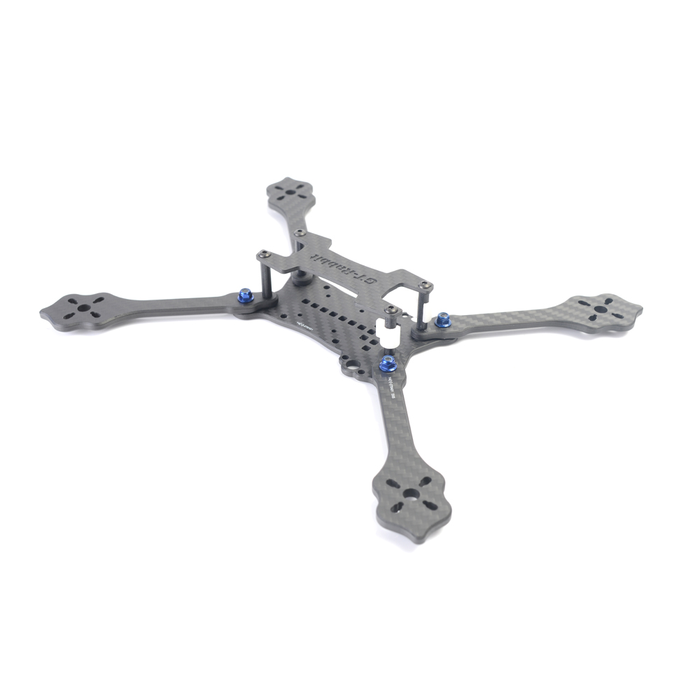 Diatone 2018 GT R5 230mm Stretch X FPV Racing Frame Kit RC Drone 4mm Arm Carbon Fiber