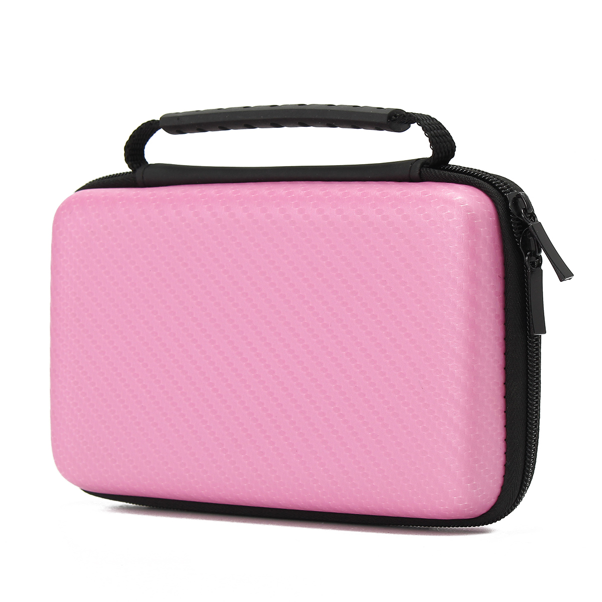 EVA Hard Cover Game Player Handle Bag Protective Pouch Case For Nintendo New 2DS LL XL