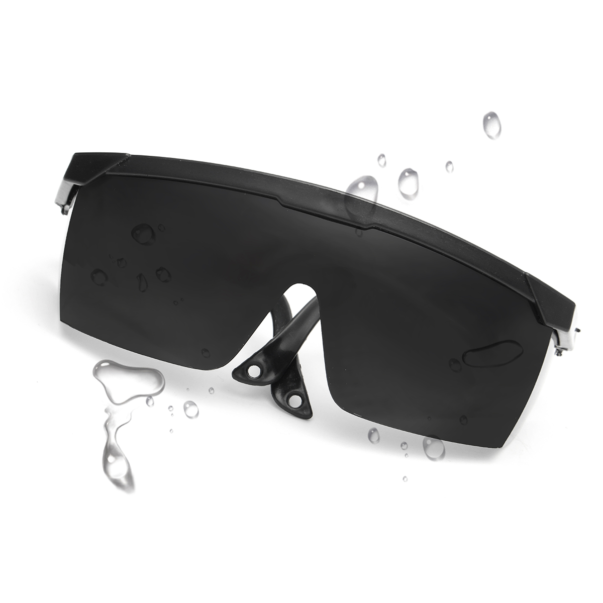 Adjustable Safety Goggles Welding Cutting Welders Protective Glasses Lenses