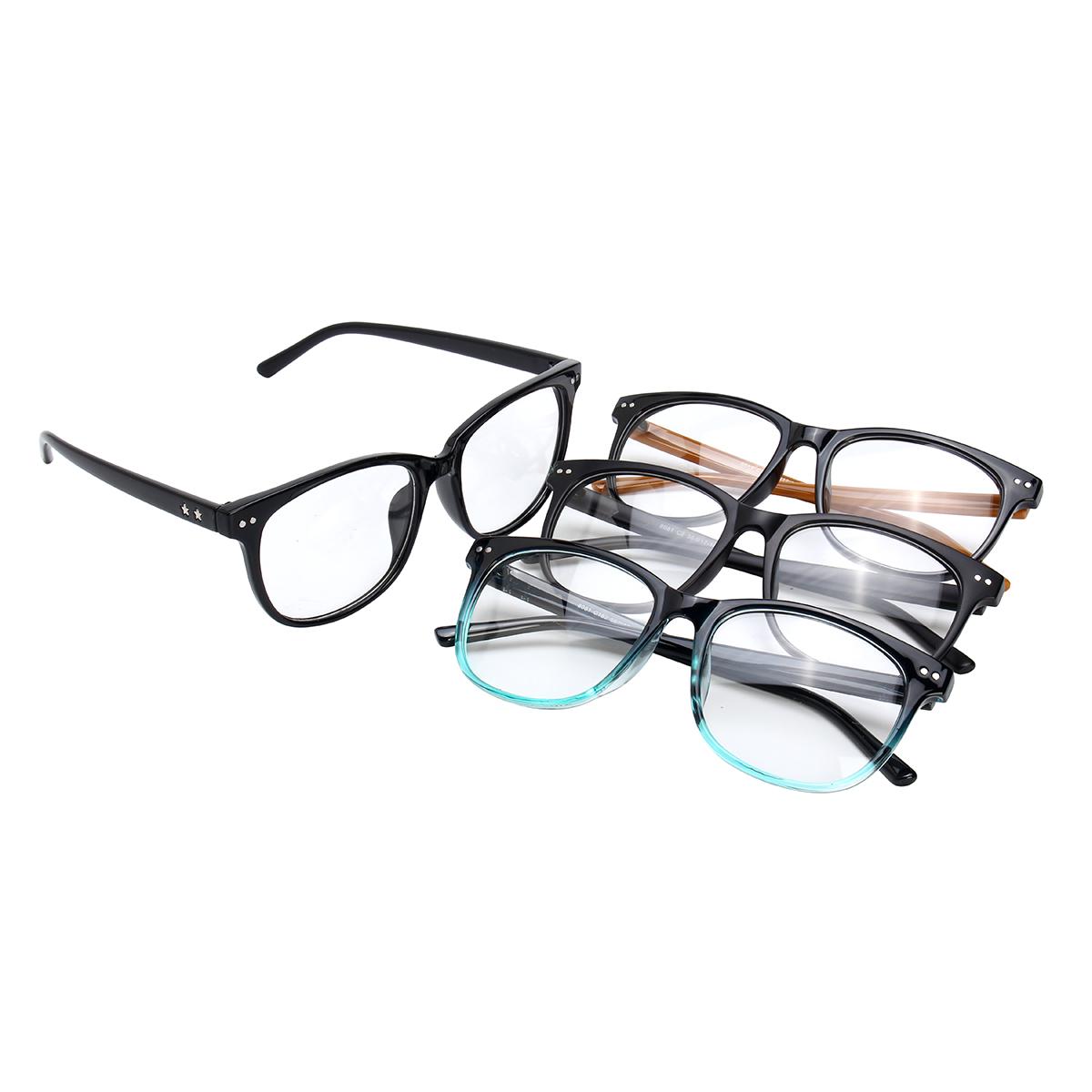 Fashion Spectacles Eyeglasses Full Rim Frames Men Women Optical Eyewear Glasses