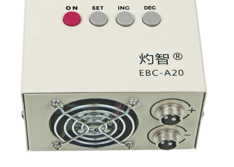 EBC-A20 Battery Tester 30V 20A 85W Lithium Lead-acid Batteries Capacity Test 5A Charge 20A Discharge Support PC Software Control