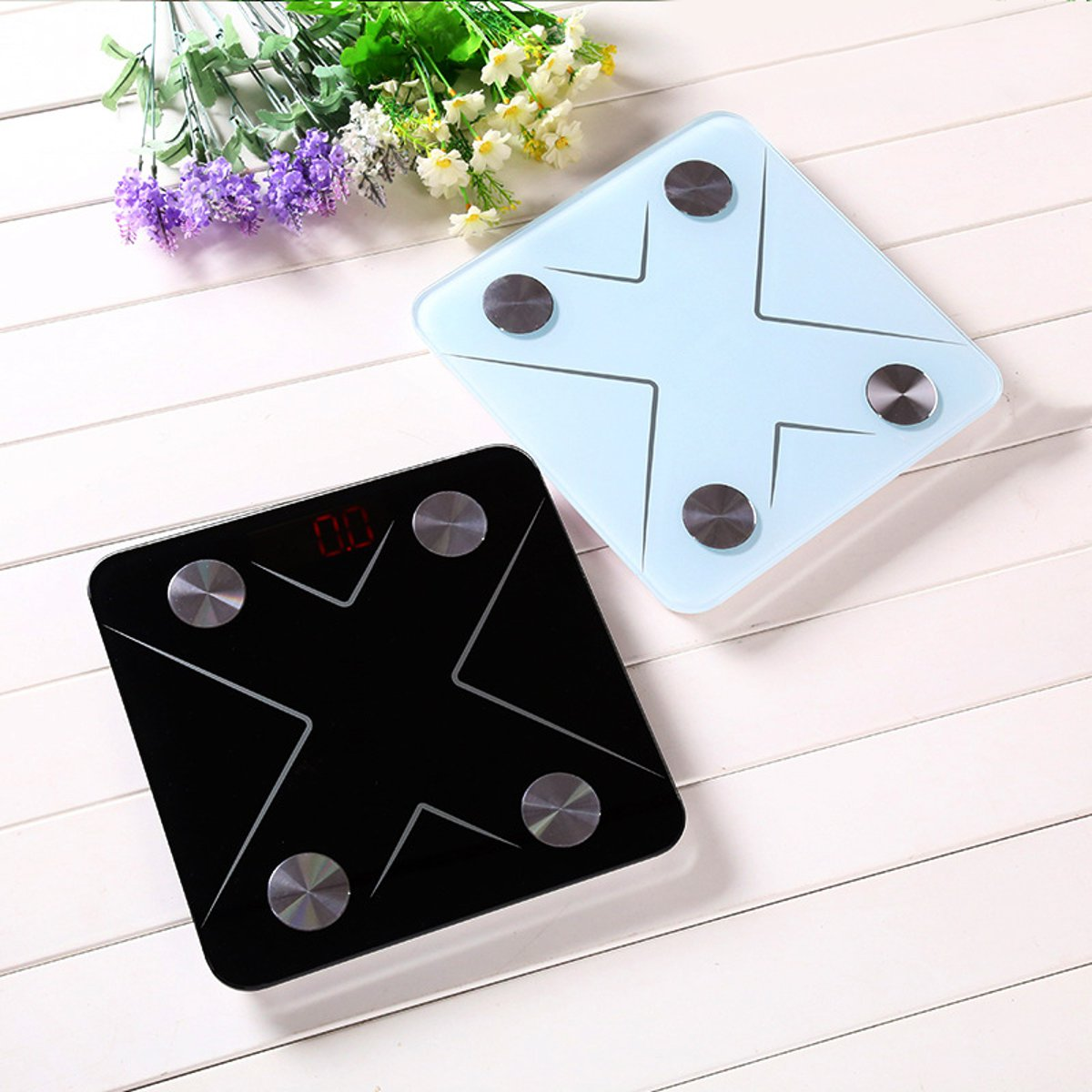 USB Smart Digital Body Scale bluetooth BMI Fat Health
