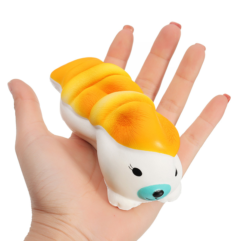 Sushi Bread Cake Squishy 12cm Slow Rising With Packaging Collection Gift Soft Toy