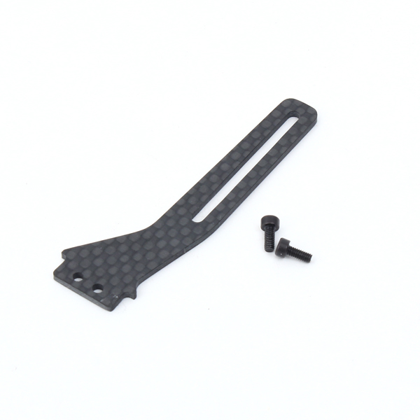 ALZRC Devil 380 420 FAST RC Helicopter Parts Carbon Anti-Rotation Bracket