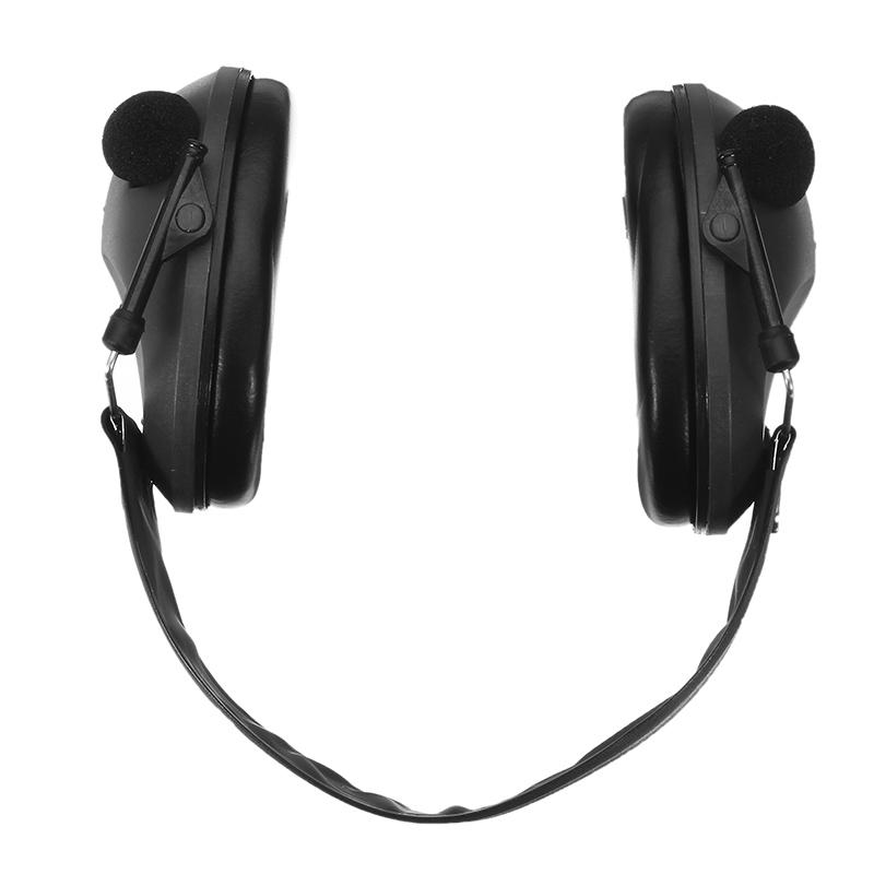 Adjustable 25dB Tactical Headphone Earmuff Protection Anti Noise Shooting Hunting Ear Muff Headset