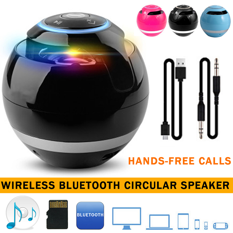 Sport Outdoor Portable Wireless Super Bass Stereo bluetooth Speaker for SmartPhone Tablet PC