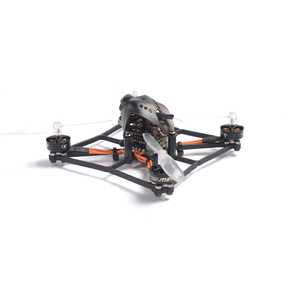 Diatone GTB229 105mm 2.5Inch 2S 8500KV/1000KV KababFPV Joint Design PNP FPV Racing RC Drone - Photo: 7