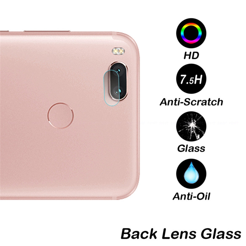 Bakeey™ 2 PCS Anti-scratch Clear Lens Tempered Glass Screen Protector for Xiaomi Mi 5X Mi A1 MiA1