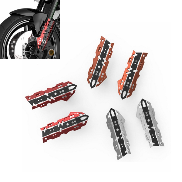 Motorcycle Front Shock Absorber Cover Scooter Personali