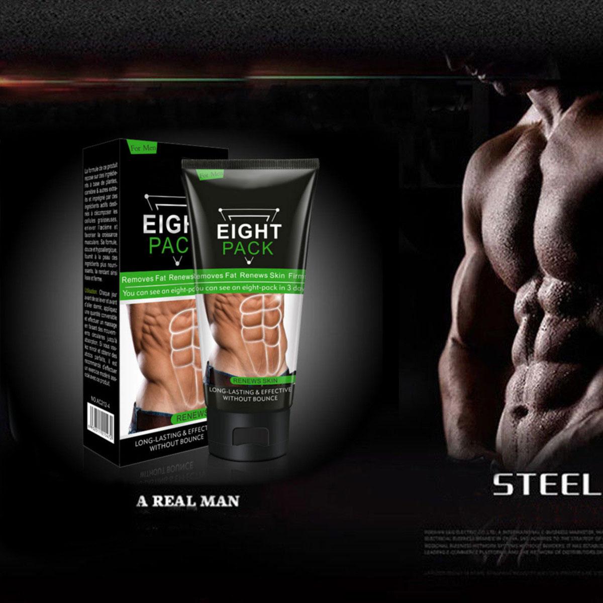 Men Slimming Cream Fat Burning Muscle