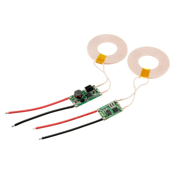 5V 2A Wireless Charging Charger Module Power Supply Coil For Cell Phone