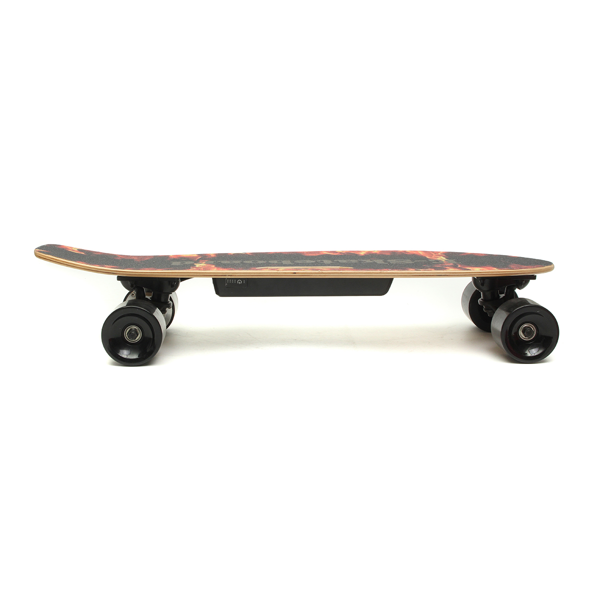 BIKIGHT 250W 18km/h Electric Skateboard Wireless Remote Control Longboard Skate Complete Deck Longboard Hoverboard For Kids Adults