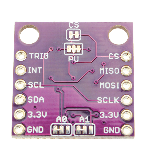 CJMCU-90393 MLX90393 Digital 3D Hall Sensor Displacement Angle Rotate 3D Position