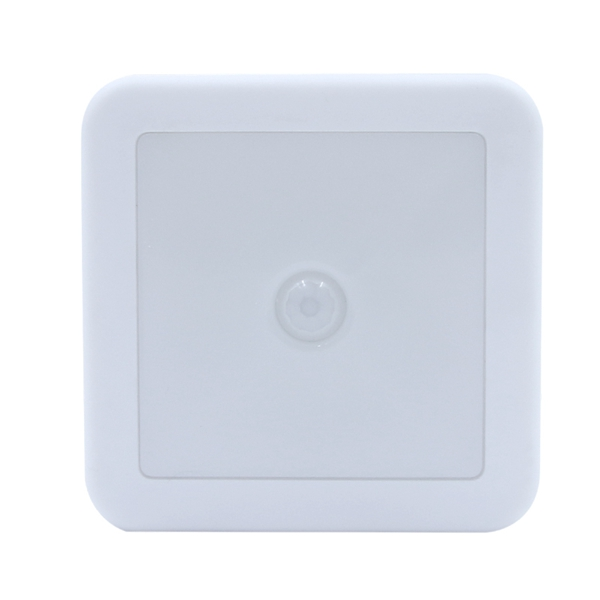 Battery Operated PIR Motion Sensor LED Cabinet Light Wall Night Lamp for Hallway Pathway Bedside