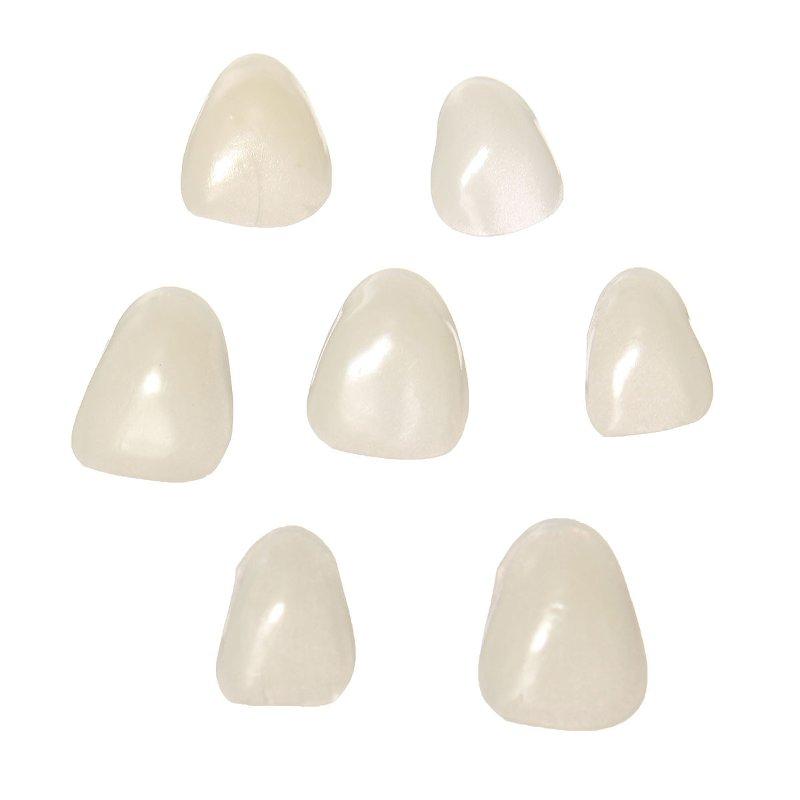3 Packs A2 Resin Ultra Thin Whitening Veneers Teeth Dental Temporary Crown Material