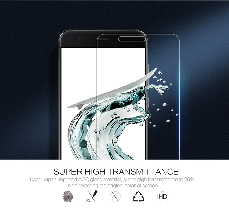 NILLKIN Amazing H+PRO Anti-Explosion Tempered Glass Screen Protector For Xiaomi Mi Note 3
