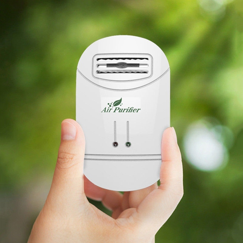 Air Purifier Cleaner Negative Ionizer Generator Remove
