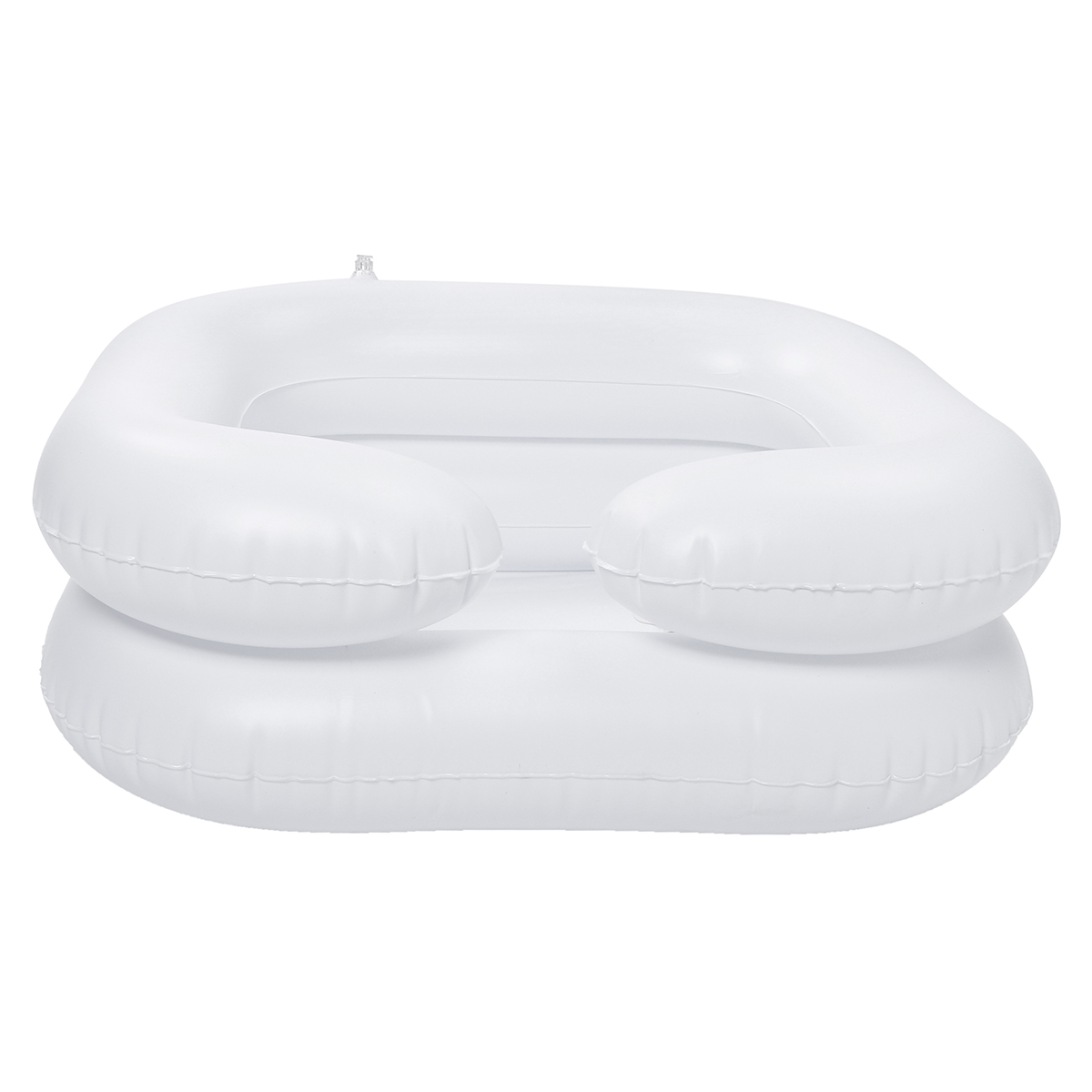 Inflatable Hair Washing Basin Salon Household Bed Rest