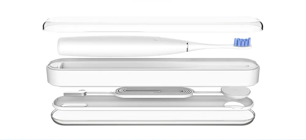 Oclean SE Sonic Electric Toothbrush WHITE Intelligent Rechargeable APP Control Dental Care from Xiaomi Youpin