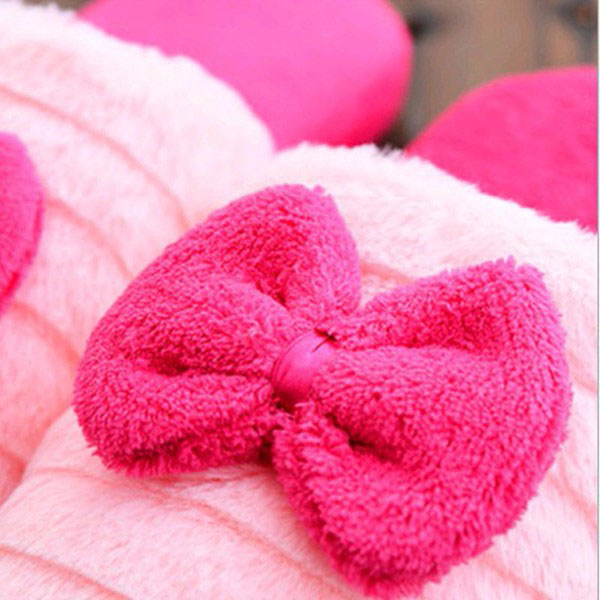 New Winter Lover Home Indoor Keep Warm Plush Cotton Fashion Slip-On Slipper Shoes
