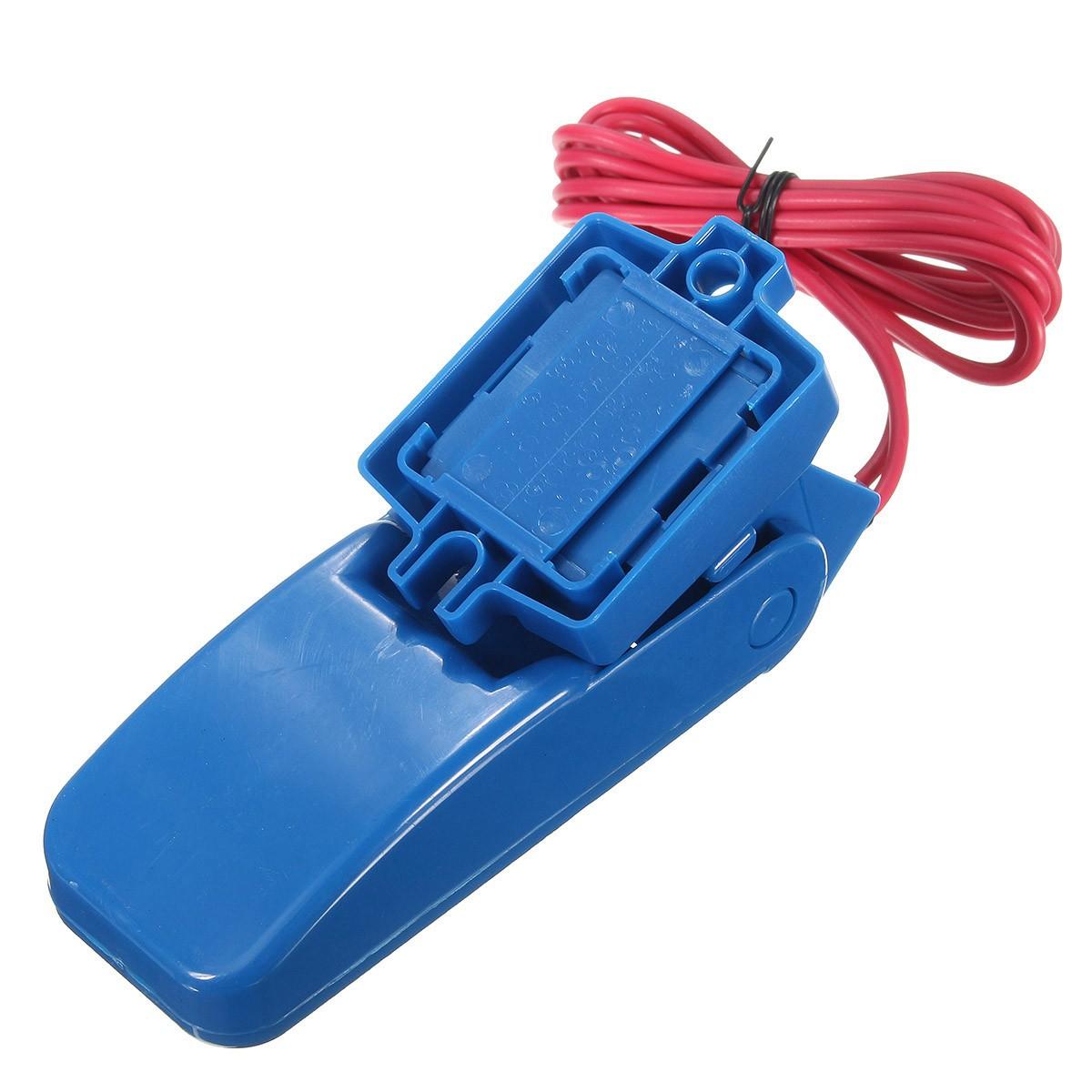 MK-CFS12 Automatic Electric Water Pump Float Switch DC Bilge Pump Switch Flow Sensor