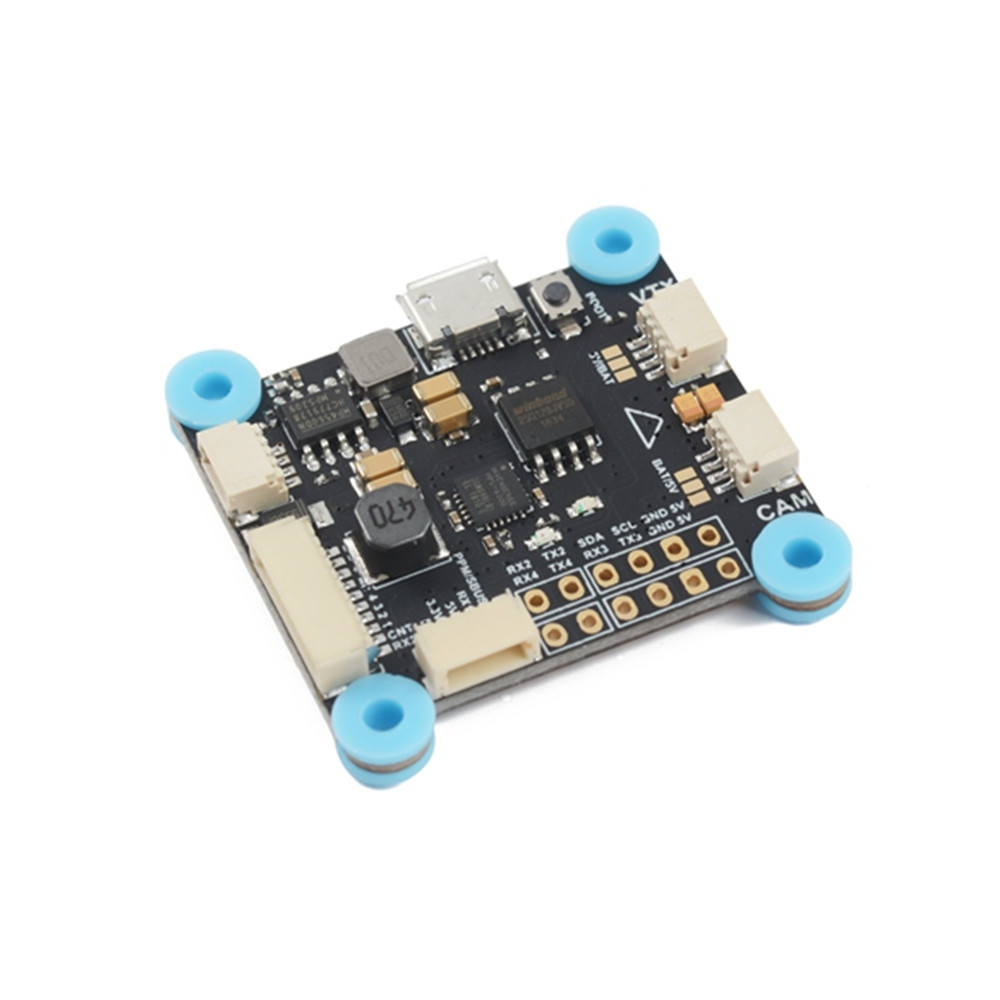 30.5x30.5mm Gofly-RC Betaflight F4 Flight Controller AIO OSD BEC Support Smartaudio for RC Drone