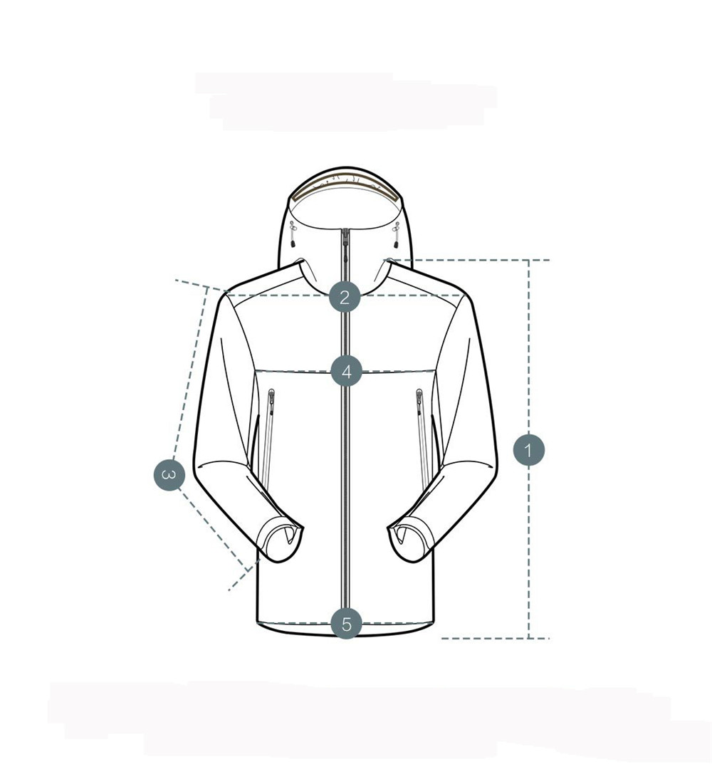 Xiaomi Amazfit Rainproof Windproof Motorcycle Jacket Outdoor Riding Breathable Clothes Lightweight