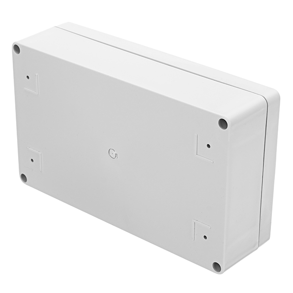 3pcs 200 x 120 x 55mm DIY Plastic Waterproof Project Housing Electronic Junction Case Power Supply Box Instrument Case Sealed Switch Box