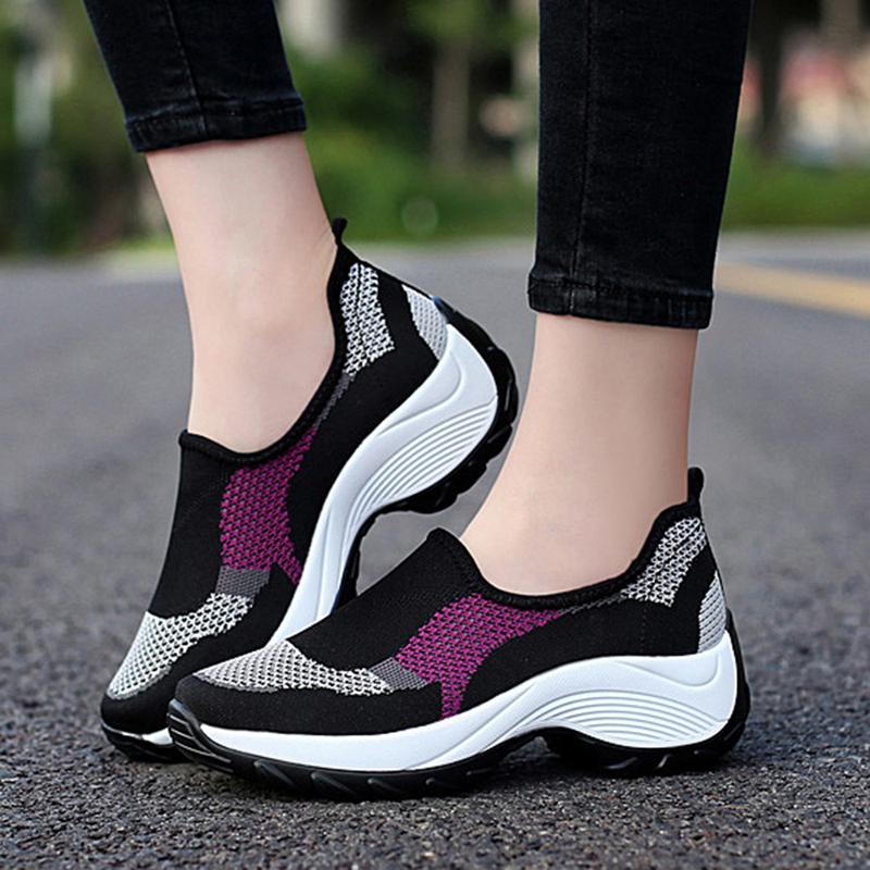 Casual Comfy Breathable Outdoor Shoes