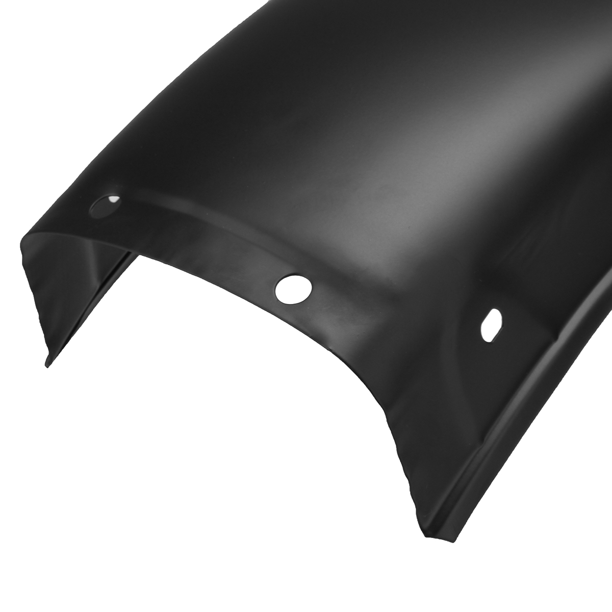 Motorcycle Rear Mudguard Fairing Mug Guard Cover For Suzuki GN125 GN250 Black Chrome