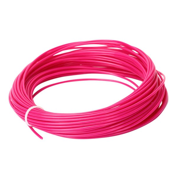 Effetool PLA 22M 1.75mm Rose Red Filament for 3D Printing Pen Printer Filament