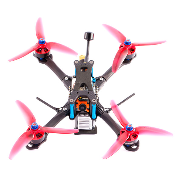 PUDA TrueXS 220mm 5 Inch Stretched RC Drone FPV Racing Frame Kit Carbon Fiber 4mm Arm Thickness