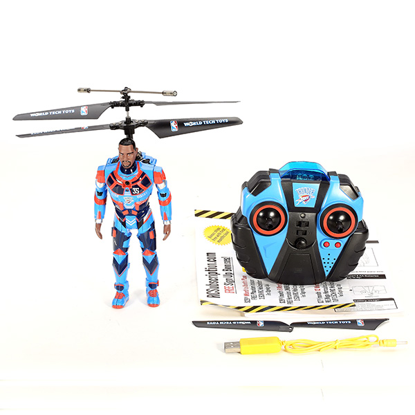 ROBOJAM NBAs Star 3.5CH Infrared Remote Control RC Helicopter Aircraft