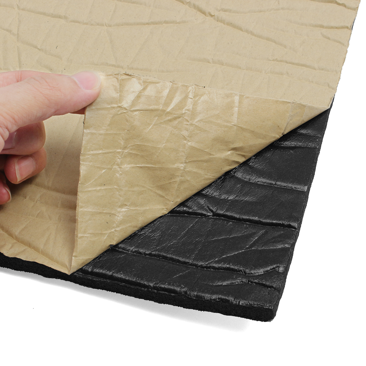 10mm Car Van Sound Proofing Deadening Insulation Closed Cell Foam Car Hood Insulation