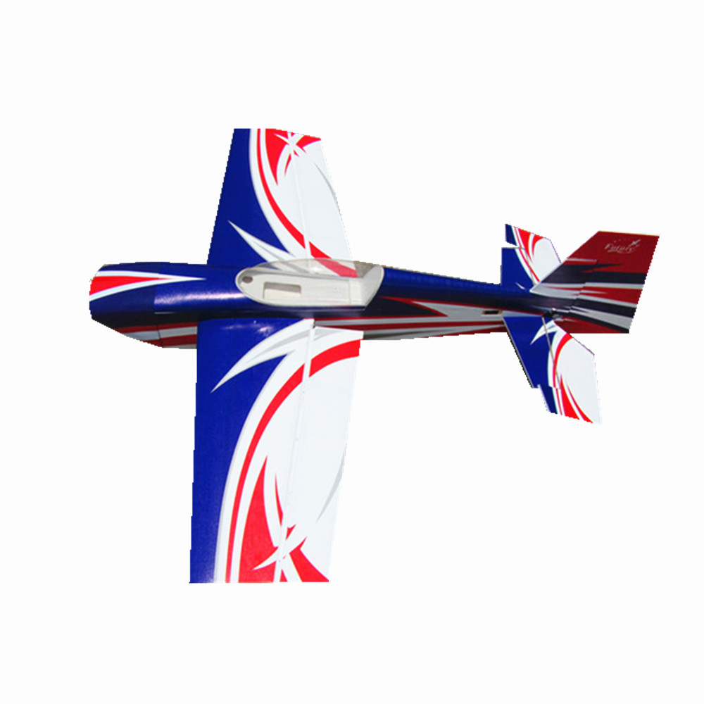 965mm Wingspan PP FPV Airplane RC Aircraft with Propeller/PVC Cover KIT