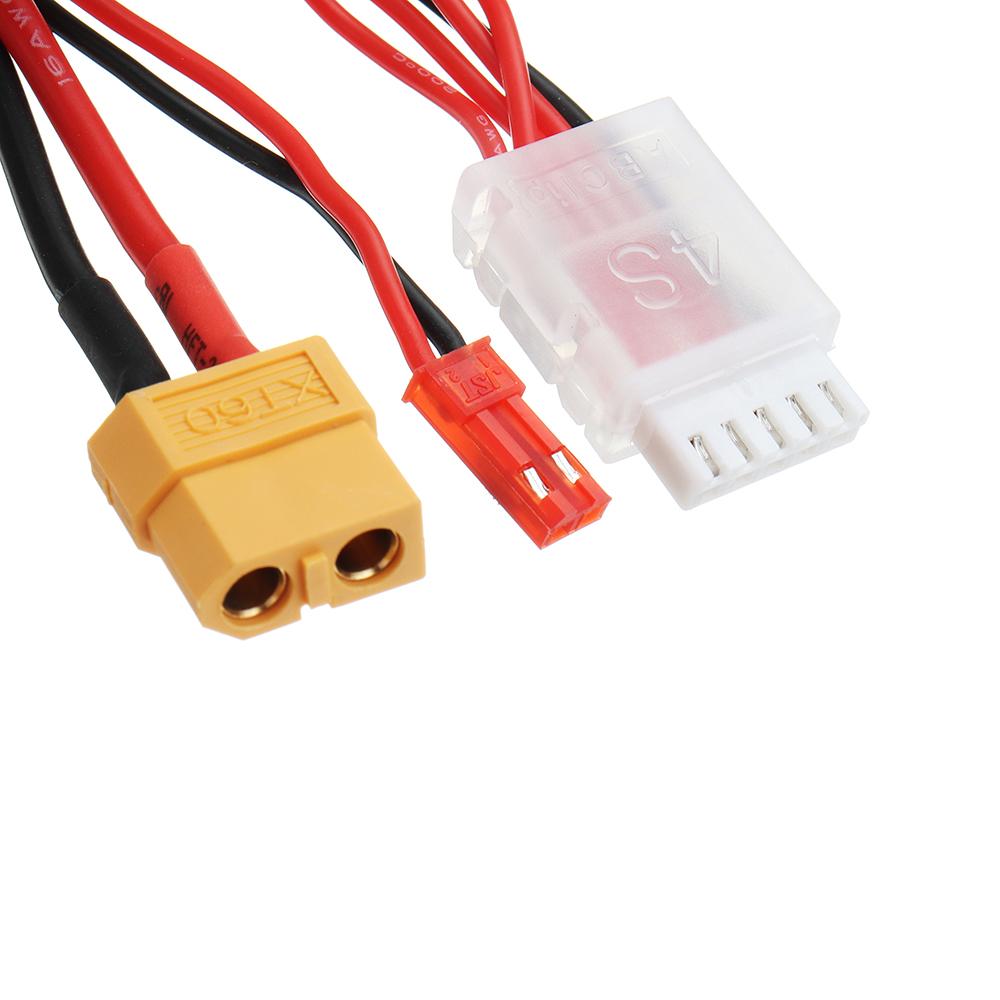 ZOP POWER 11.1V 1100mAh 75C 3S Lipo Battery With JST Plug XT60 Plug - Photo: 7