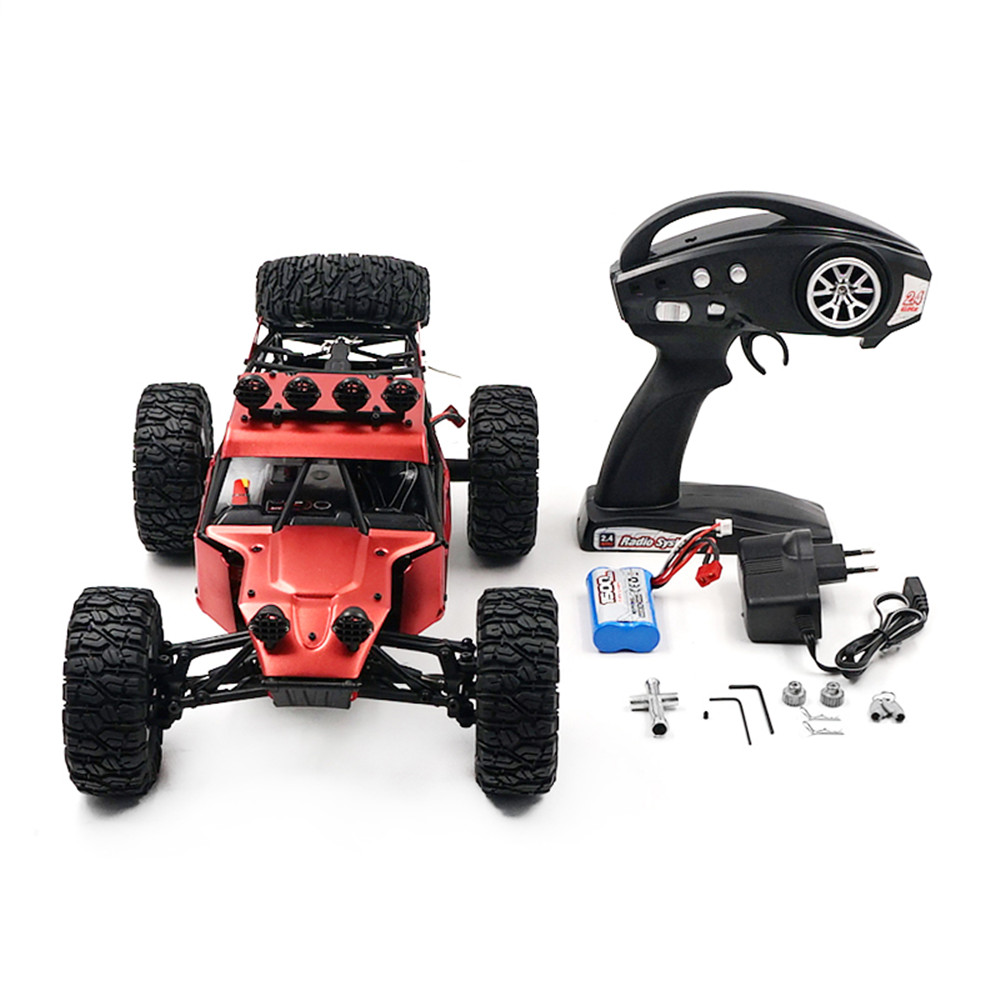 Feiyue FY03H 1/12 2.4G 4WD Metal Body Desert Buggy Brush RC Car