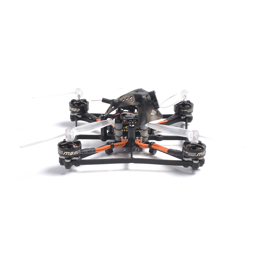 Diatone GTB229 105mm 2.5Inch 2S 8500KV/1000KV KababFPV Joint Design PNP FPV Racing RC Drone - Photo: 4