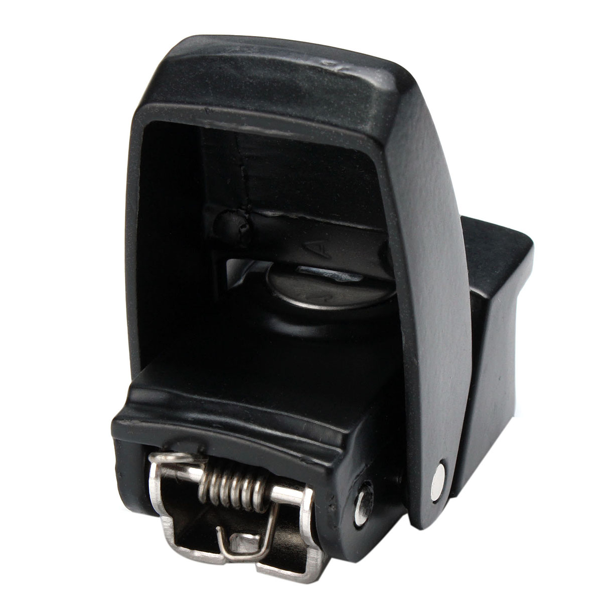 Black Cabinets Metal Bright Zinc Alloy Hasp Latch Drawer Lock Tool 2 Keys
