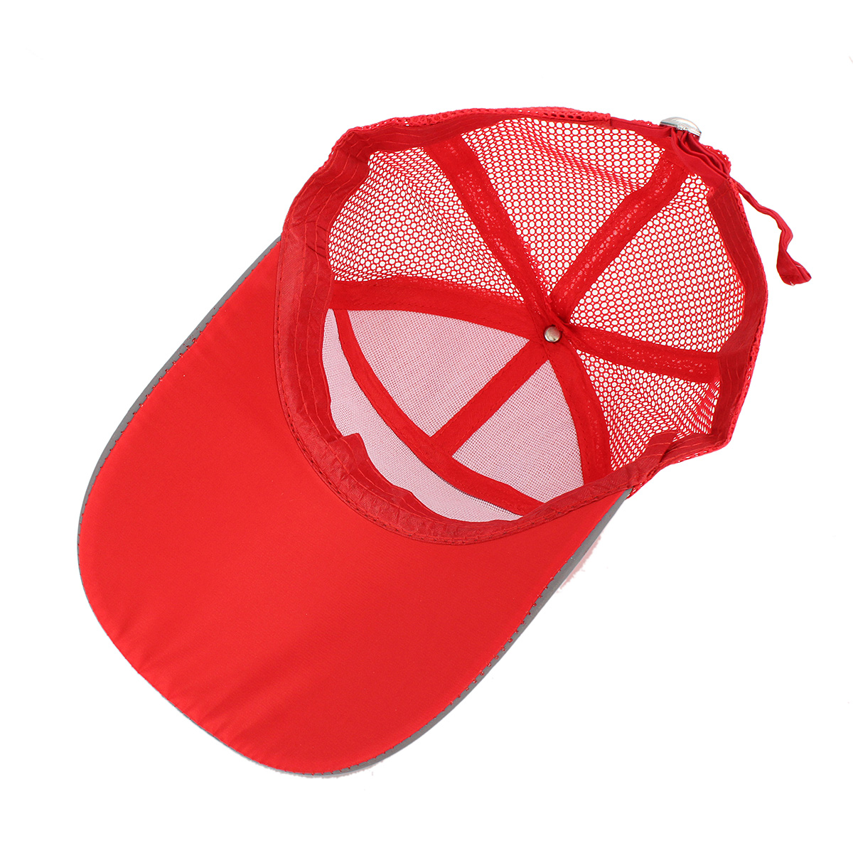 Mens Women Quick-dry Breathable Mesh Baseball Cap Sun Visor Hats Outdoor Sunshade Caps