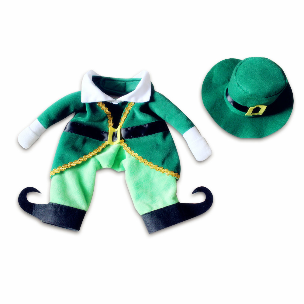 Pet Dog Cat Christmas Costume Dog Legolas Prince Clothes Cat Funny Apperal Outfit Uniform