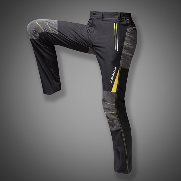 Outdoor Hiking Pant Summer Men's Fast Dry Windproof Breathable Sport Elastic Pants