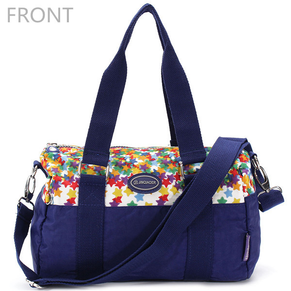 Women Nylon Waterproof Handbags Ladies Outdoor Casual Shoulder Bags Crossbody Bags