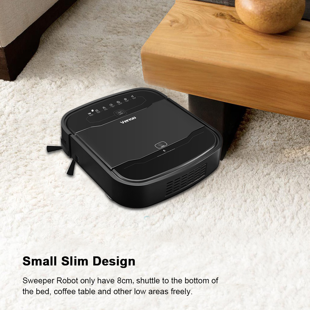 KONKA Smart Home Automatic Sweeping Robot Vacuum Cleaner
