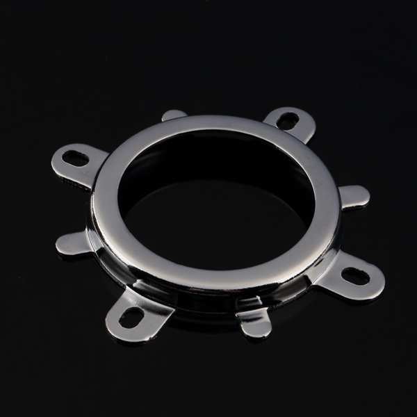 44mm Lens + Reflector Collimator + Fixed Bracket for DIY 20-100W LED Lamp Bead