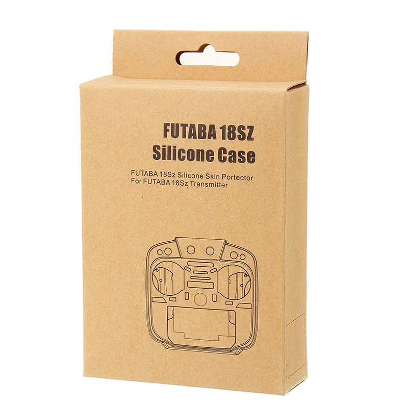 Transmitter Silicone Case Cover Shell Spare Part for Futaba T18SZ Transmitter