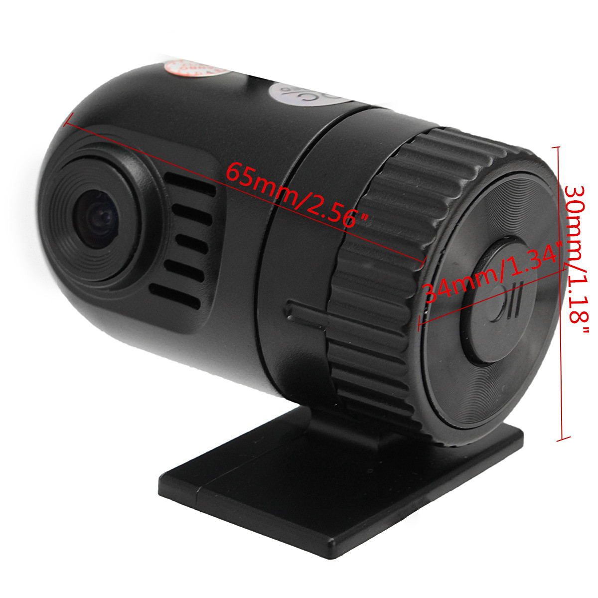 1280*720 HD Mini Car DVR Video Recorder Hidden Dash Cam Vehicle Spy Camera Night Vision