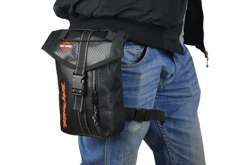 Oxford Waterproof Military Waist Leg Pack Multi Functional Motorcycle Cycling Fishing Tool Bag
