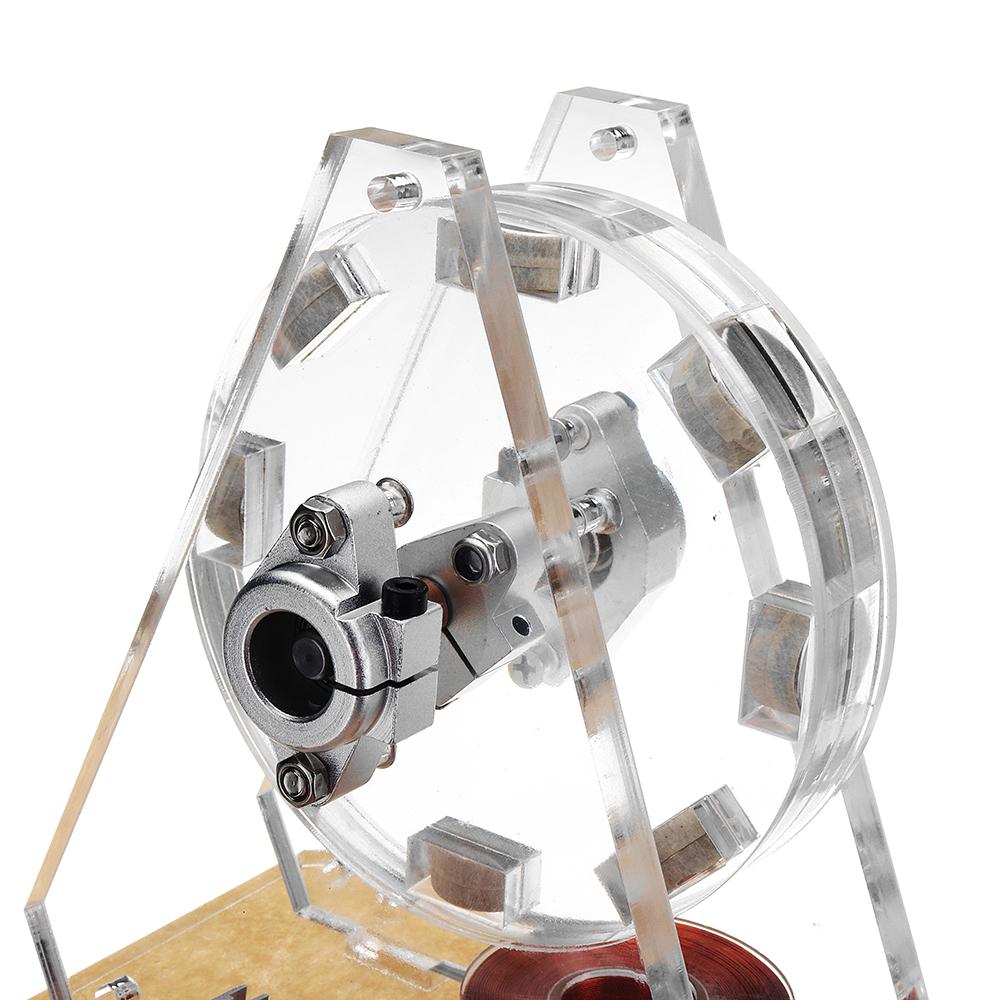 STARK-35 Bedini Motor Brushless Motor Model Pseudo Perpetual Motion Disc Motor Toy